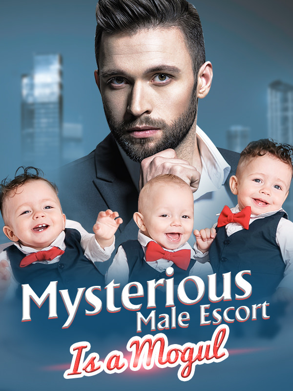 Mysterious Male Escort Is a Mogul