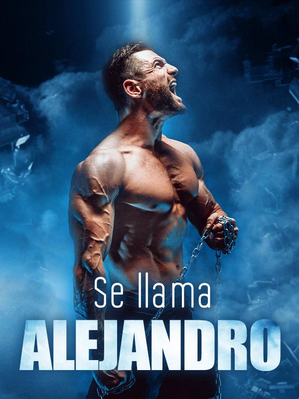 Se llama Alejandro