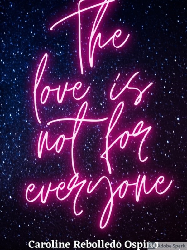 The love is not for everyone
